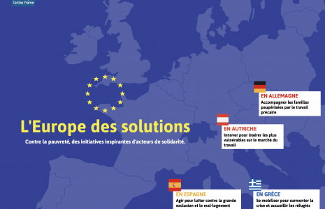 Dossier interactif : L'Europe des solutions