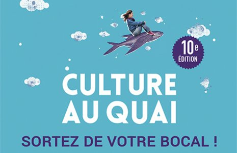 "Le Secours Catholique participe au festival ""Culture au quai"""