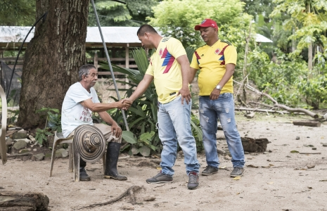 En Colombie, anciens combattants et villageois (re)vivent ensemble