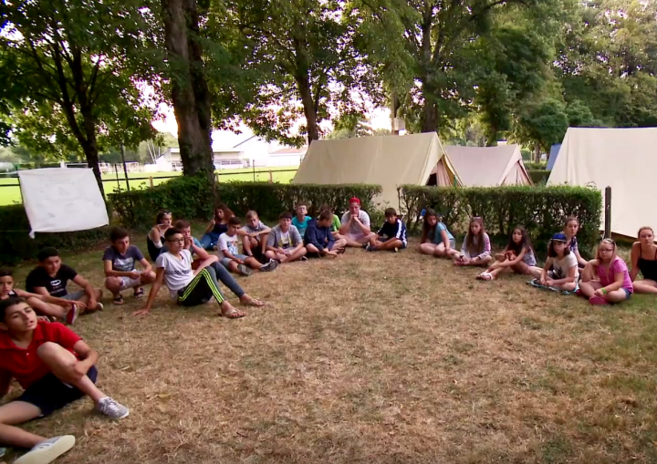 Camp d'été : « On s'amuse et on apprend à vivre ensemble »