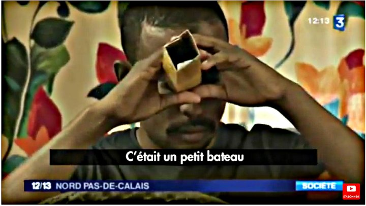 « To be or not », quand seize migrants de Calais montent sur scène